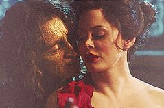 Rumple y Cora Once Upon a Time 2x16