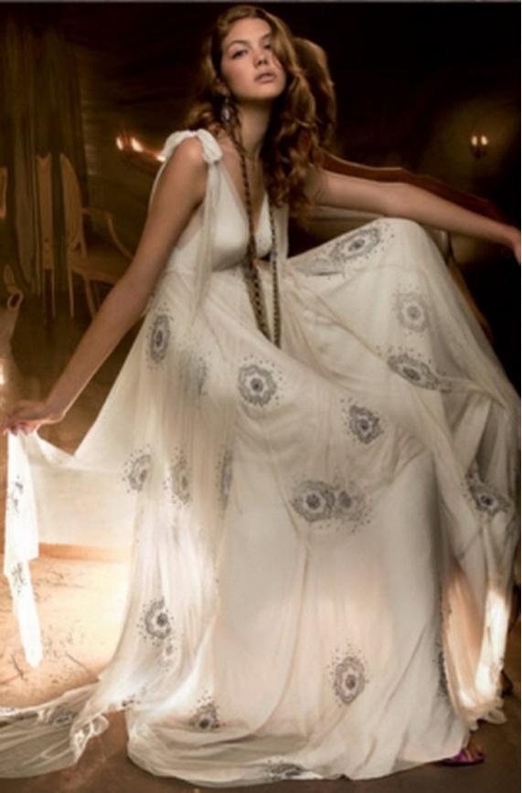 Bridesmaid Dresses 2011 Jenny Packham Designer Wedding