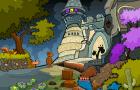 Escape to the Temple