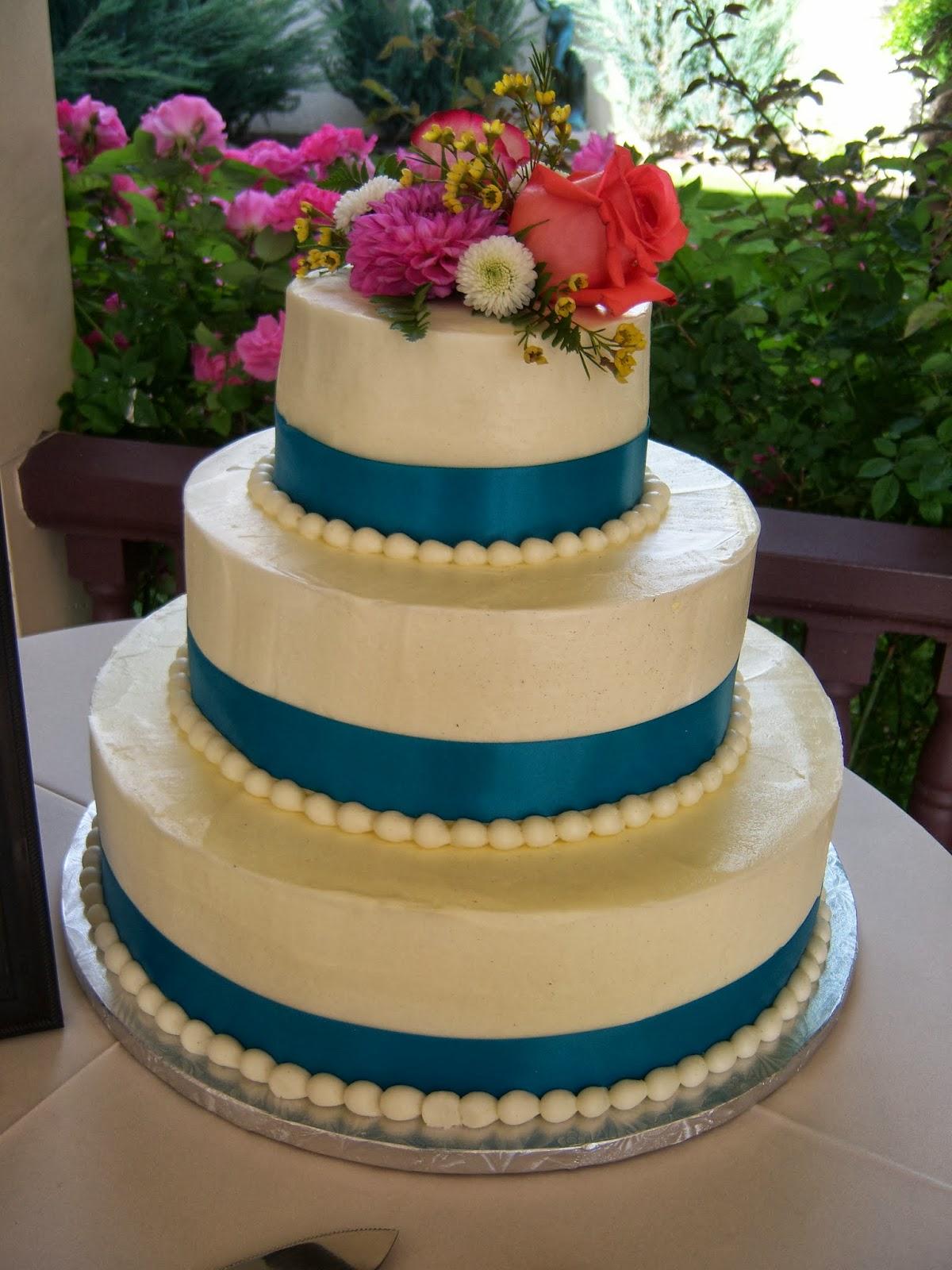 Creative Cakes By Angela Simple Wedding cake