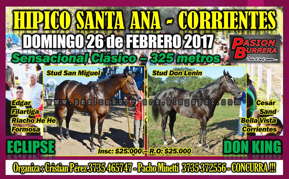 SANTA ANA - 26 DE FEBRERO - 325