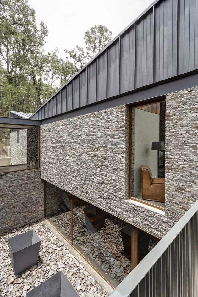 tips modernisasi interior rumah kayu rancangan desain