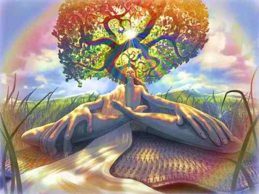 Pensamientos Plasmados Armonía