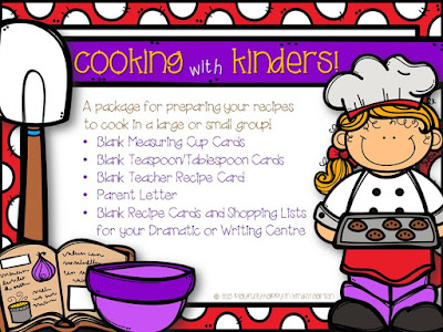 https://www.teacherspayteachers.com/Product/Kindergarten-Recipe-Cards-1876884