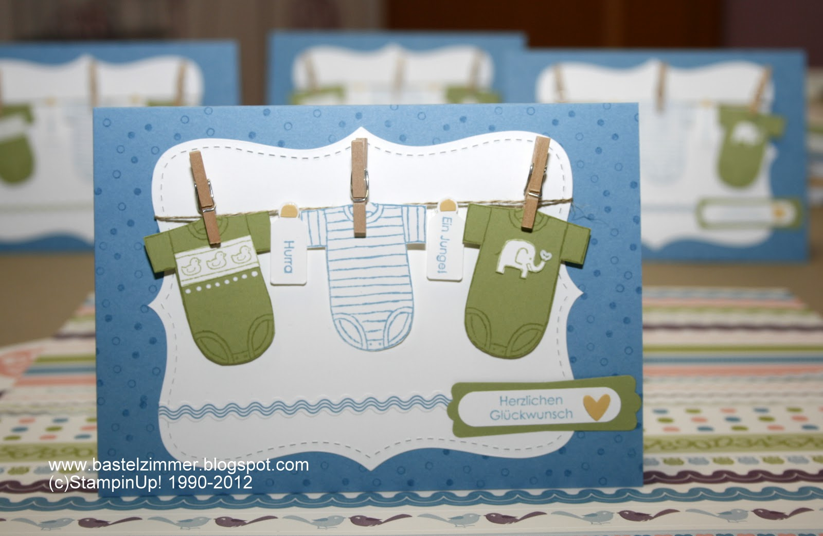 stampin 39 up ideen anleitungen und produkte bestellen 05841 1505 baby karten und spar tipp. Black Bedroom Furniture Sets. Home Design Ideas