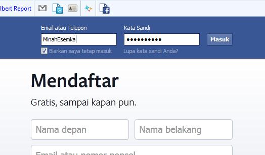Cara Mengetahui Email Facebook Orang Lain