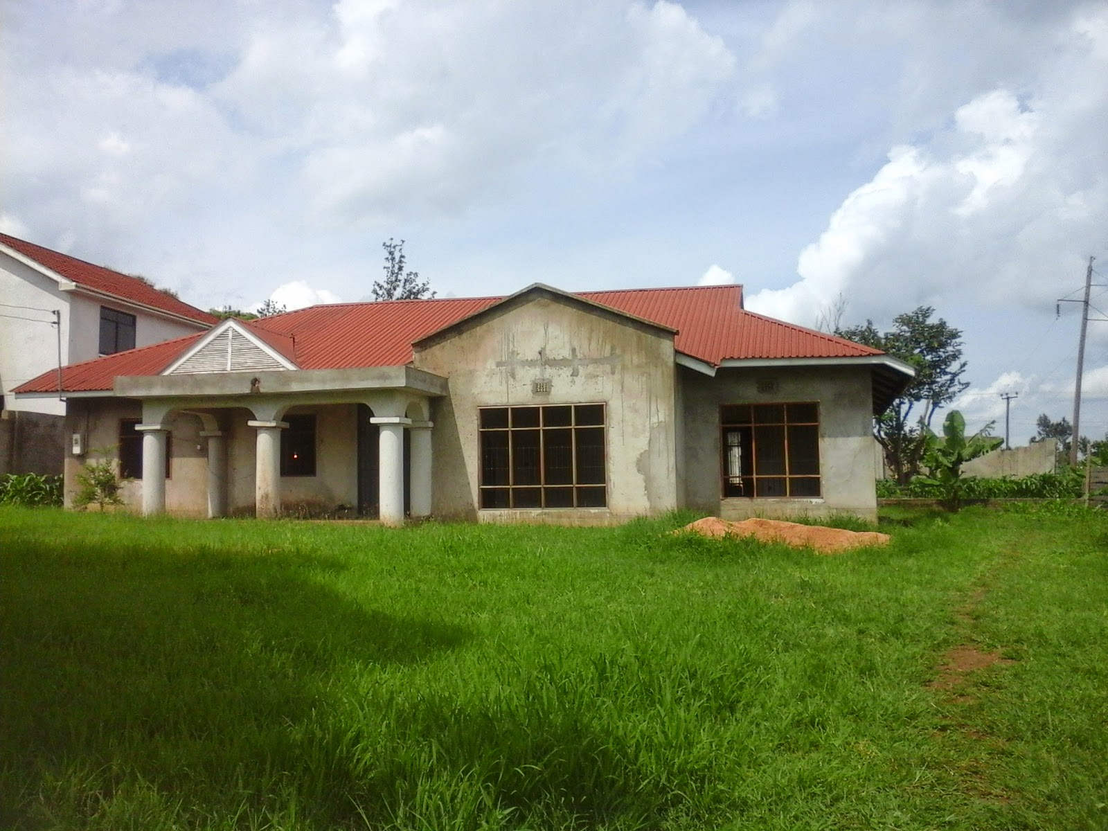 Rent House In Tanzania Arusha Rent Houses Houses For Sale House For Sale Njiro Block C Arusha