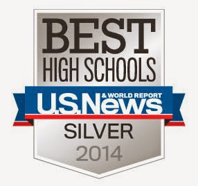 Chadron High School ranked #2 Best High School in Nebraska by U.S. News & World Report