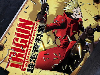 trigun: badlands rumble movie