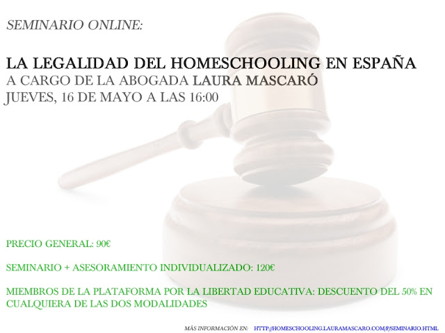http://homeschooling.lauramascaro.com/p/seminario.html