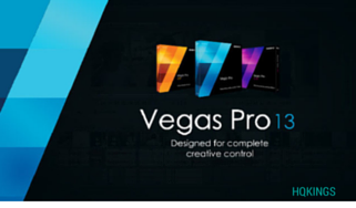 Sony Vegas Pro 13.0 build 290 (64 bit) Free Download