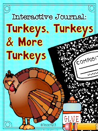 Turkey: Task Cards, Interactive Journal, & More!