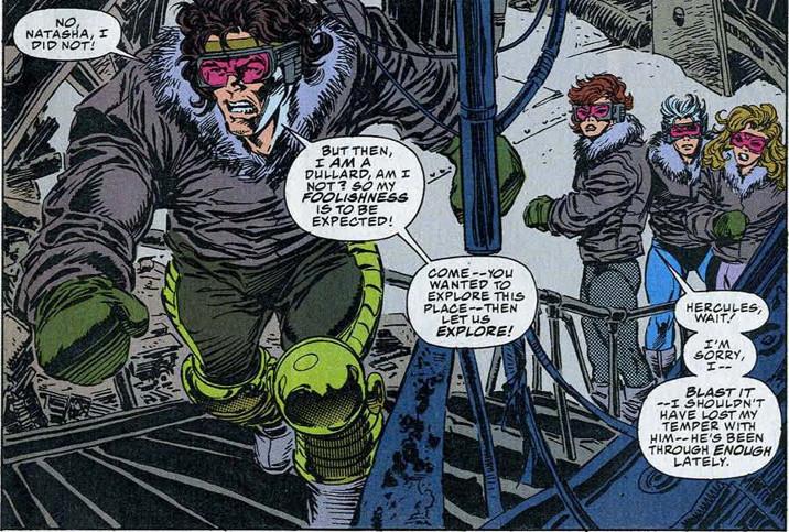 Avengers 385 Hercules