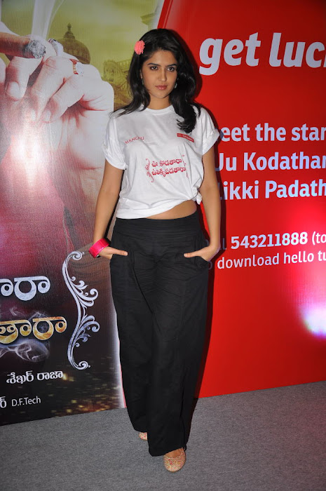 deeksha seth at inorbit mall for ukup promotion photo gallery
