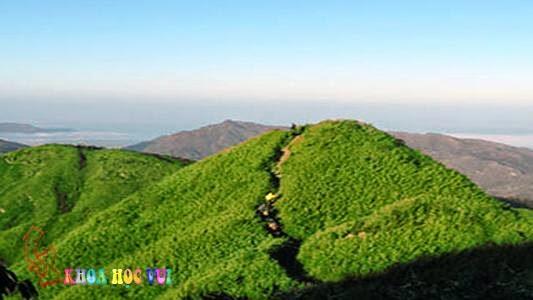 đường lên đỉnh Phan Xi Păng