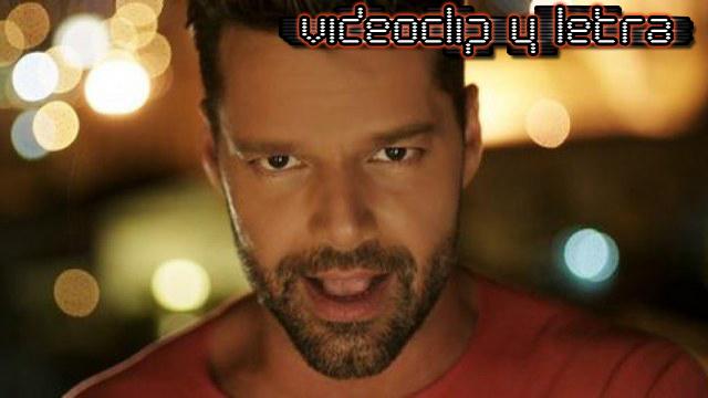 Ricky Martin feat Yotuel - La mordidita : Video y Letra
