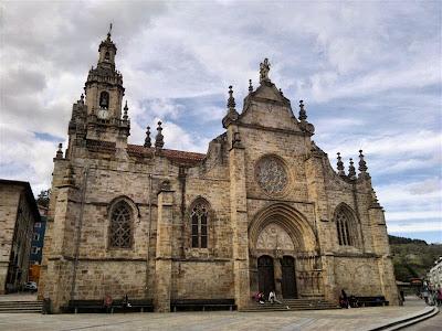 Plaza de San Severino - Balmaseda