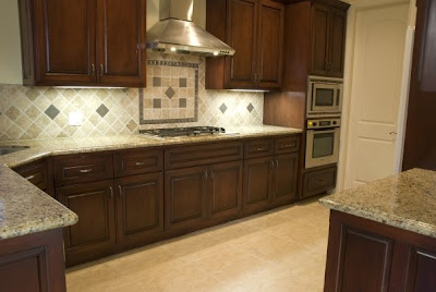 TUSCAN STYLE KITCHEN  DESIGN