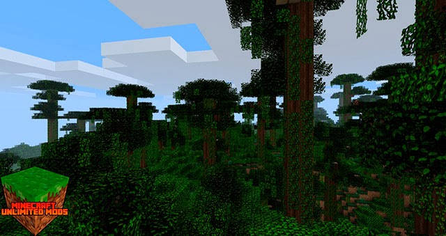 HerrSommer Texture Pack bosque