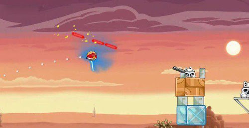 Angry Birds Star Wars (2012) Latest Version PC Game Download Via Single Resumable Direct Links