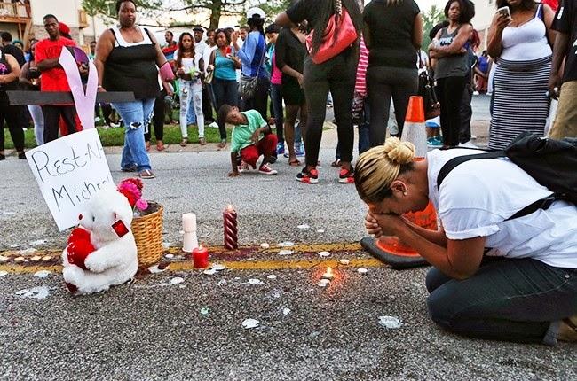 Violencia racial en Ferguson