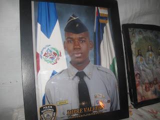 Realizarán funeral este sábado a policía Dipré aplastado por patana mientras perseguían supuestos delincuentes en SC
