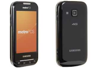 Samsung Galaxy Indulge on the MetroPCS 4G LTE  Network