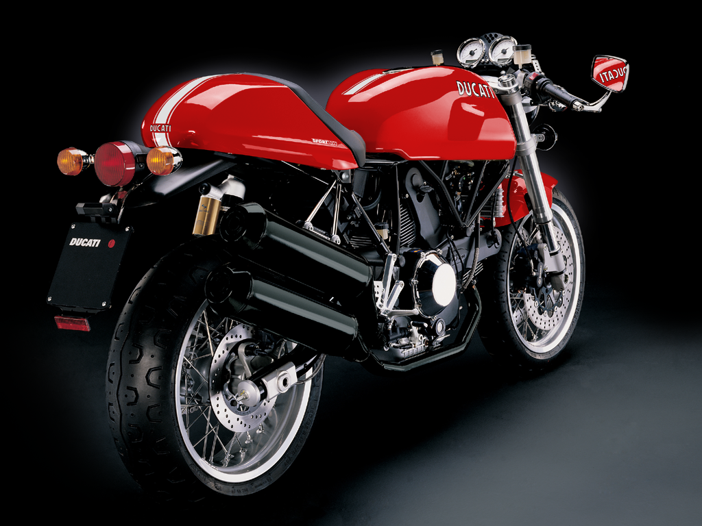 Ducati Sportclassic Sport 1000 2006 Owner Manual