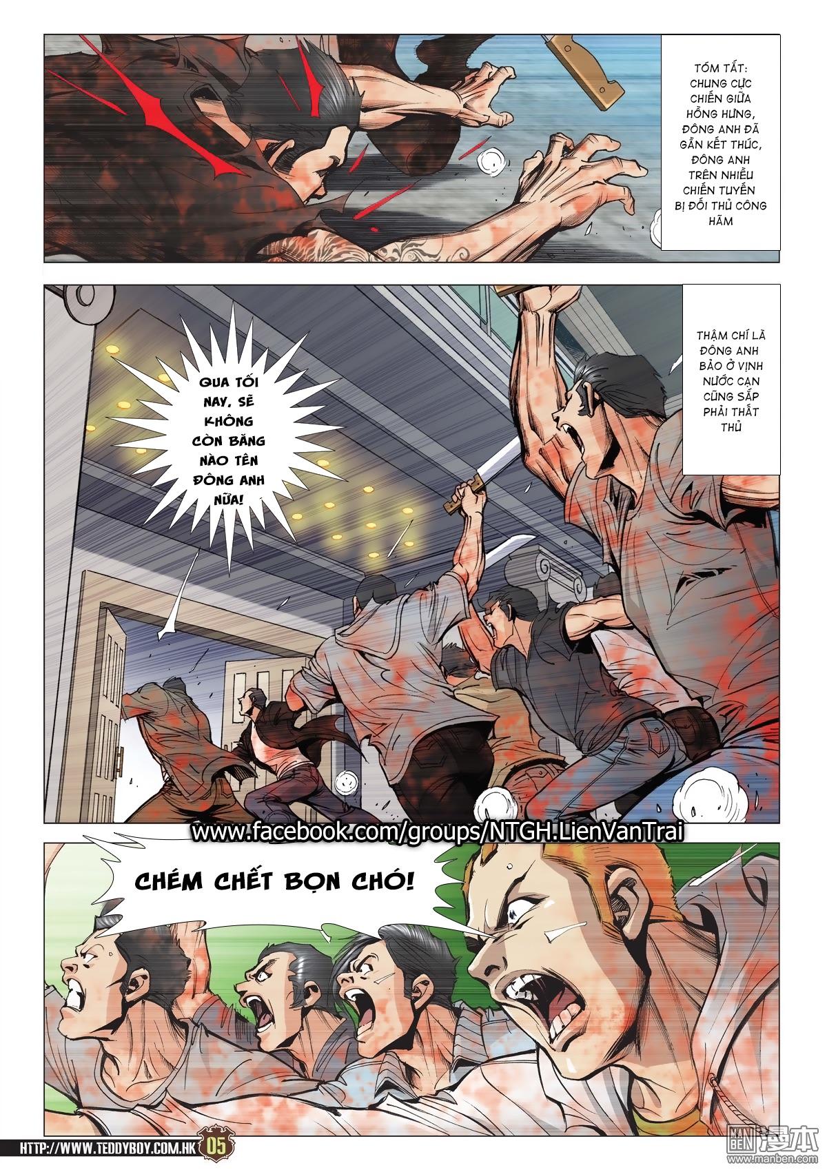 Người Trong Giang Hồ Chap 2041 - Next Chap 2042