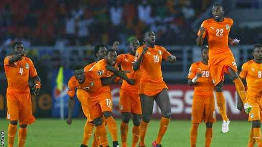Ivory Coast winner Africa Cup of Nations 2015