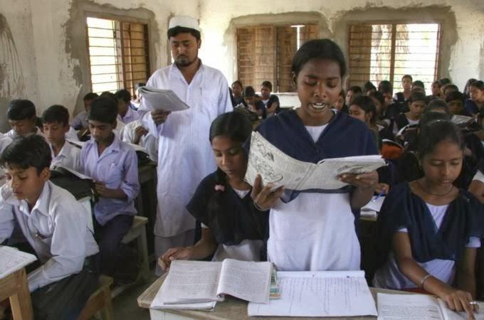 Muslim di India Sambut Baik Modernisasi Madrasah