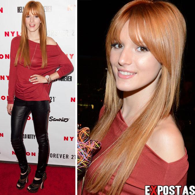 Bella Thorne: Nylon Magazine, Hello Kitty And Forever 21 Celebrate - The London Hotel - West Hollywood - 16 de Outubro de 2012