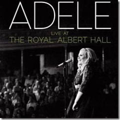 Baixar CD Adele Live at The Royal Albert Hall