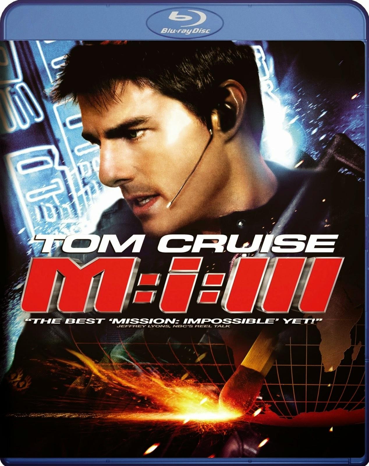 Mission: Impossible 3 2006 มิชชั่นอิมพอสซิเบิ้ล