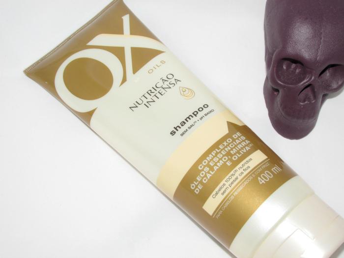 Shampoo OX