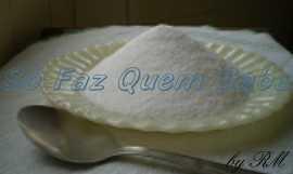Açúcar para fazer calda de caramelo