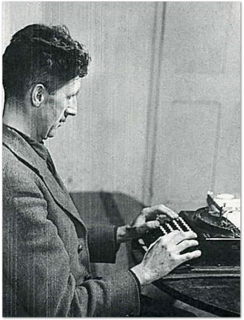 george orwell in his essay politics and the english language pointed out that Political writings of george orwell by george orwell contents essays • politics and the english language • why i write • notes on nationalism • the prevention of literature newspaper columns, letters and editorials 1943-1946 • revising history as i please 4 february 1944 • no new ideas as i please.