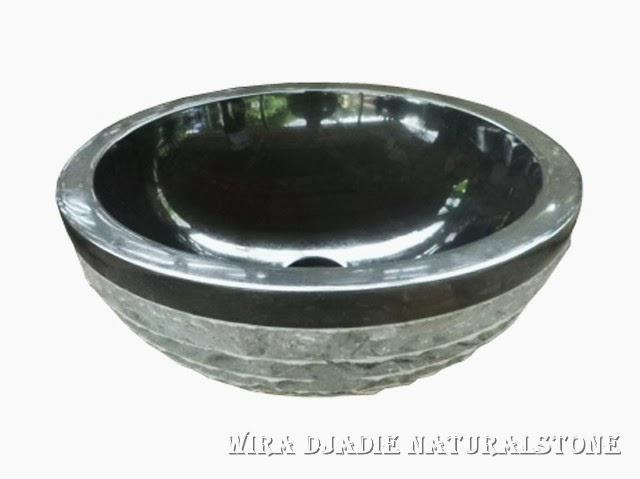 CV WIRA DJADIE NATURALSTONE Wash Basin Marble  Waschbecken Marmor  Vasque # Wasbak Steen_065146