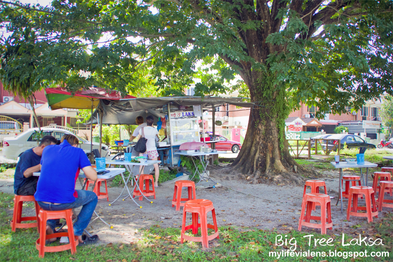 Sungai Ara Big Tree Laksa