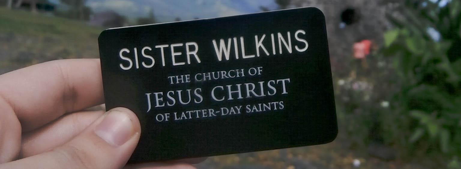 Sister Caroline Wilkins