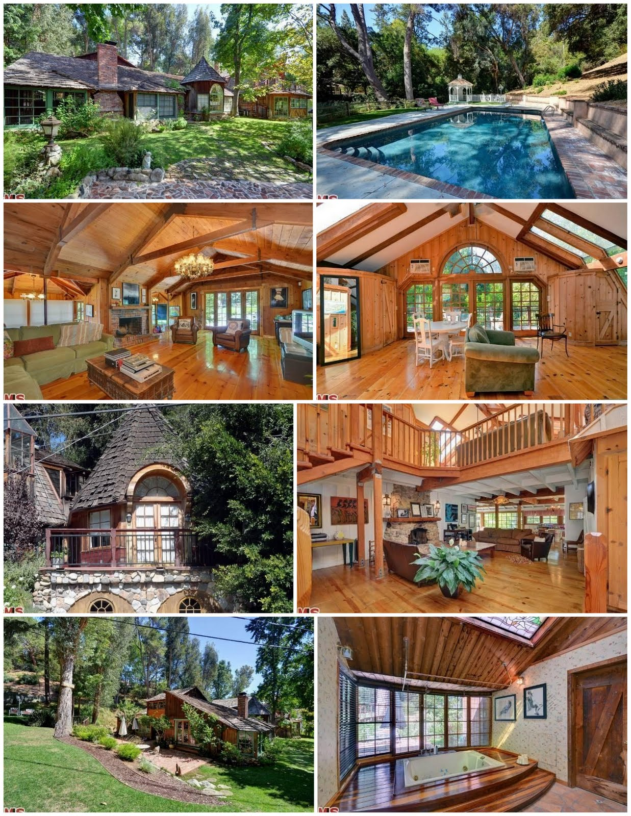 Celebrity Real Estate: Former Jane Fonda House Now Owned by Ethan ...