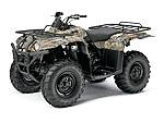 2012 Yamaha Big Bear 400 4x4 IRS ATV pictures 4