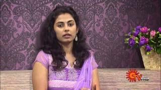 Naturopathy Sun Tv Show 17-01-2014 Dr.Keerthana