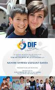 FEBRERO  26 TERCER INFORME DE ACTIVIDADES DE NAHOMI VERENA VÁZQUEZ GARZA PRESIDENTA DEL DIF