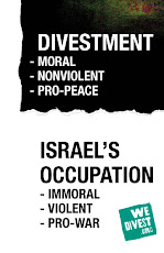 Nonviolent campaigns to oppose the Occupation