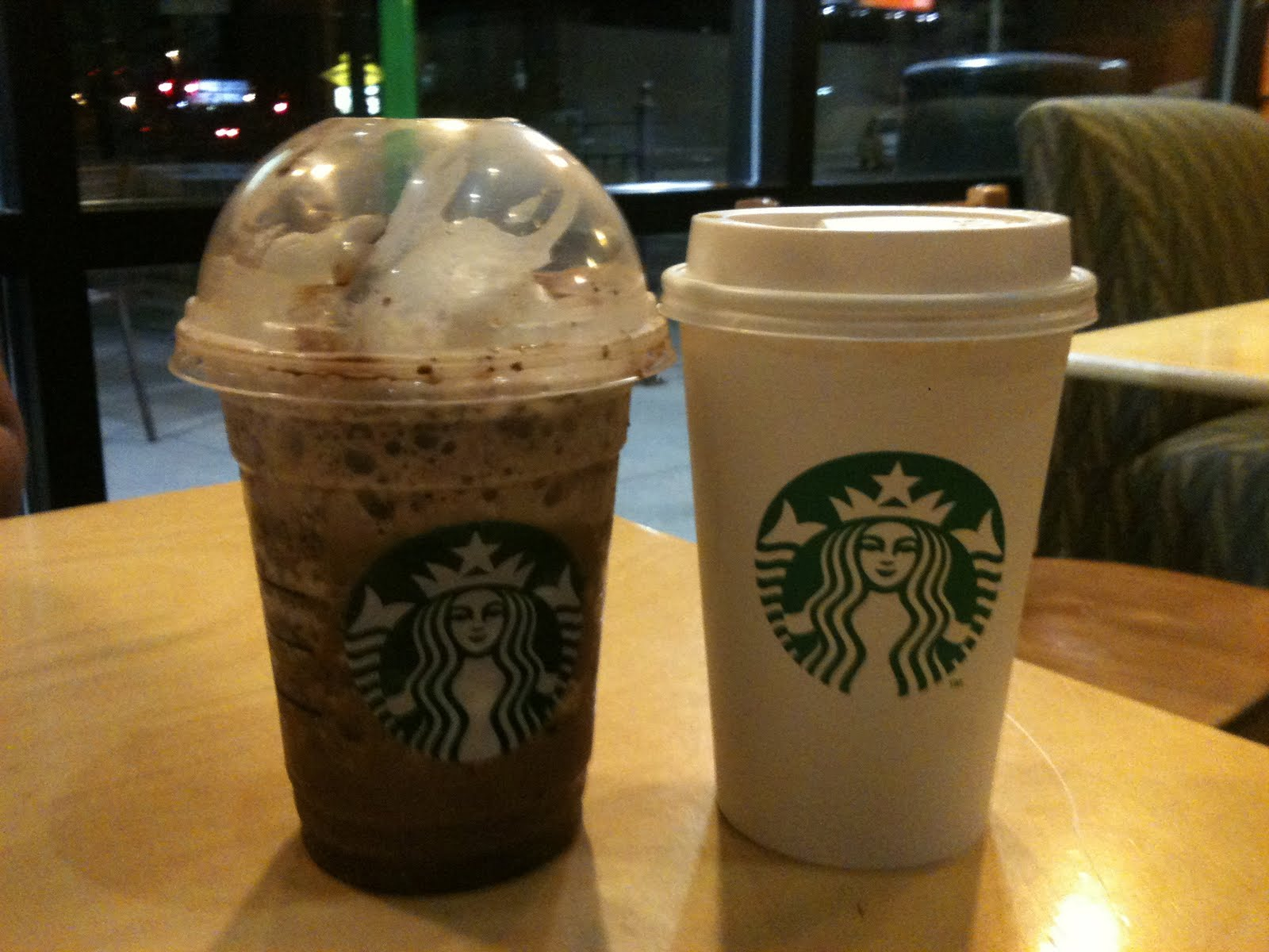 The Third Musketeer: One late night coffee!