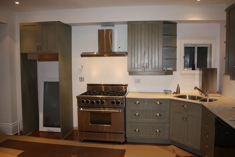 Kitchen Corner Sink Cabinet Design