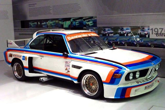 Automóvil BMW Motorsport 3.0 CSL