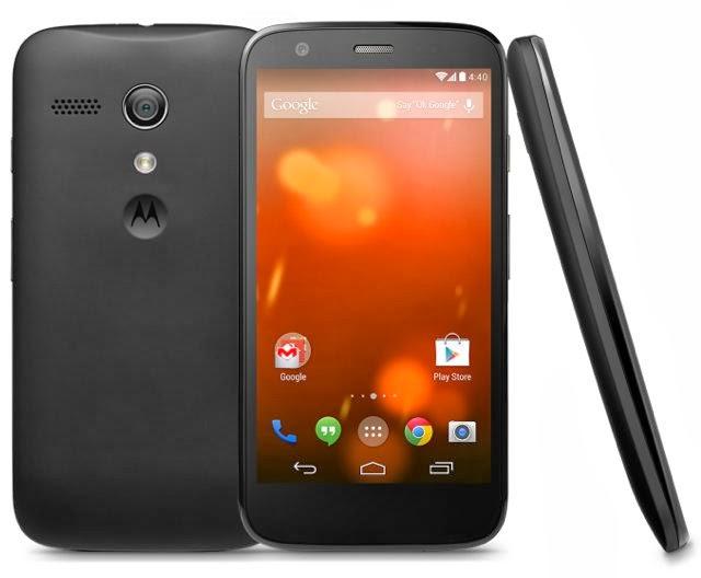 gambar Motorola Moto G Google Play Edition