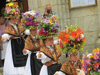 Darbo, Cangas, Fiestas turísticas, septiembre